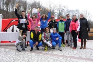 Schi alpin: Tripla de aur pentru C.S.S. Baia Sprie