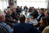 Judetul Maramures a fost invitat sa se alature Euroregiunii Siret-Prut Nistru (FOTO)