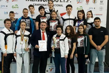 Campionatul National de Taekwon-Do I.T.F pentru juniori: Vezi rezultatele obtinute de CS Stiinta-Dragonul Baia Mare