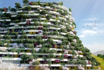 """China: Arhitectul italian Stefano Boeri va construi doua """"eco-turnuri"""" la Nanjing, intr-un efort de a combate poluarea"""