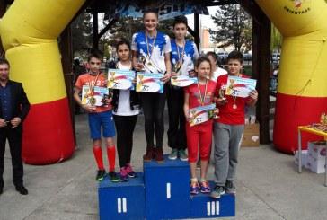 Orientare in alergare: Sportivii de la Stiinta Electro Sistem Baia Mare, medalii la primele competitii din acest an (FOTO)