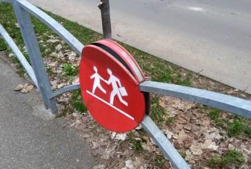 Vocea Baimareanului: Gardurile de protectie din zona scolilor, distruse. Cine plateste pagubele? (FOTO)