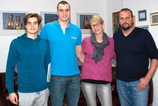 Inot: Robert Glinta, Alin Coste si antrenorul Adrian Gherghel au semnat cu Dinamo