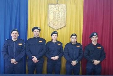 Studenti in practica la Jandarmeria Maramures