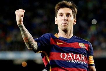 Fotbal: Leo Messi (FC Barcelona) a castigat pentru a cincea oara trofeul Gheata de Aur