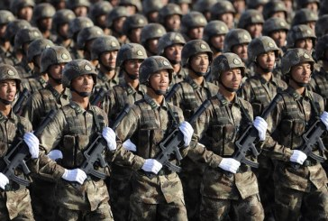 "Guvernul chinez ii raspunde NATO: China este ""o putere pasnica"""