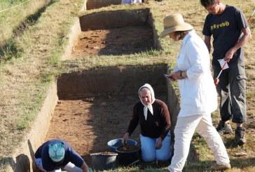 """""""Comori ale epocii bronzului"""": O jumatate de secol de cercetari arheologice in necropola tumulara de la Lapus"""