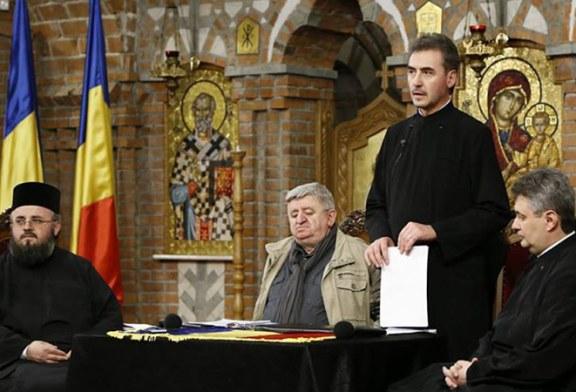 """Comemorarea Monahului Nicolae Steinhardt. """"Am intrat in inchisoare orb si ies cu ochii deschisi"""" (FOTO)"""