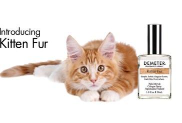 O companie din SUA a lansat un parfum cu miros de blana de pisica