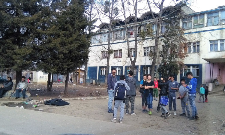 De la cititori: Cum arata ghetoul baimarean de la Cuprom (FOTO)