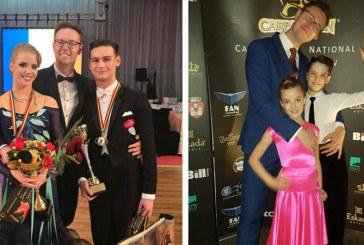 """Judetul Maramures reprezentat cu succes la campionatul national de dans """"Carpathian"""""""