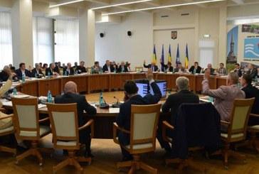 Trei consilieri PSD si un consilier PER au depus juramantul in plenul Consiliului Judetean Maramures