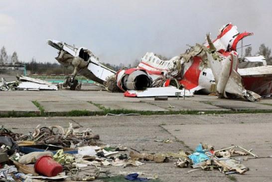 Polonia va cheltui peste 800.000 de euro pentru a reconstitui digital avionul prezidential prabusit la Smolensk