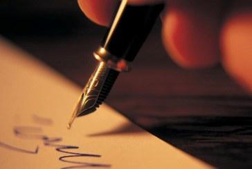 Bucati de suflet pe hartie: Ziua Mondiala a Scriitorilor