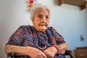 O femeie din Spania a devenit cea mai in varsta persoana din Europa