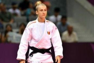 Judo: Monica Ungureanu a cucerit bronzul la Europenele de la Varsovia