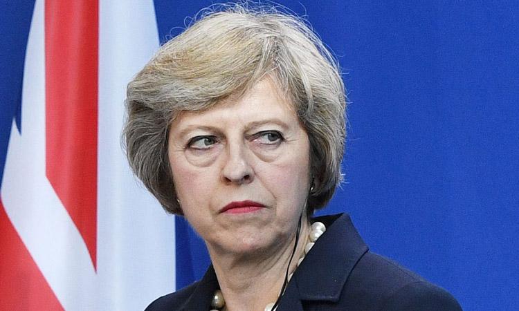 Presedintele Iohannis va avea o intrevedere cu Theresa May, pe 14 noiembrie, la Londra