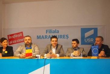 Presedintele USR, Nicusor Dan, prezent in Baia Mare. Ce a spus
