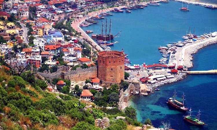 ADVERTORIAL: Antalya - Riviera Turciei. Avion din Cluj