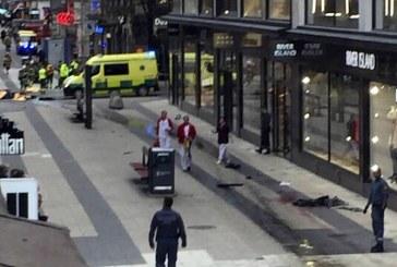 Un cetatean roman a fost ranit in urma atacului de la Stockholm