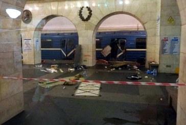 Atentat la Sankt-Petersburg: Un kamikaze kargaz este autorul atacului