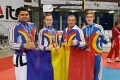 Sportivii baimareni, medaliati la Campionatul European de Taekwon-do I.T.F.