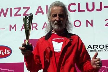 Baimareanul Gheorghe Negru, locul 1 la Wizz Air Cluj-Napoca 2017 Marathon