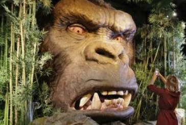 Legendarul King Kong va ajunge pe micile ecrane