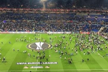 Fotbal: Lyon si Besiktas, excluse din urmatoarea competitie europeana, cu o perioada de probatiune de 2 ani
