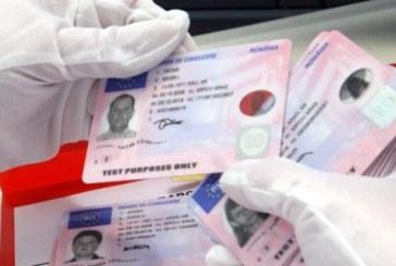 Cercetat dupa ce a prezentat politistilor din Somcuta Mare un permis fara elemente de siguranta
