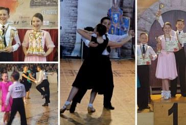 Dans sportiv: Medalii pentru Rus-Team Baia Mare la Cupa Cetate Ardud