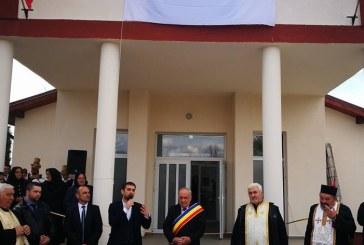 Gabriel Zetea: Administratia locala din Satulung a inaugurat o sala multifunctionala in Finteusu Mic (FOTO)