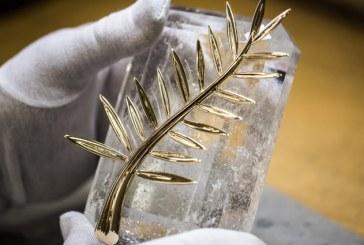 Cannes 2017: Trofeul Palme d'Or va fi decorat cu diamante