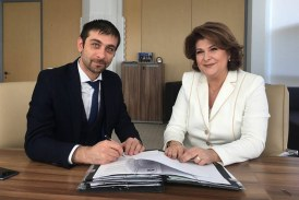 Gabriel Zetea anunta semnarea contractului de finantare europeana si fazarea proiectului deseurilor