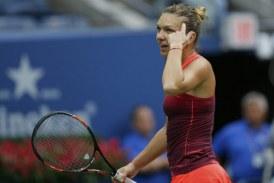 Simona Halep a fost eliminata in optimile de finala ale turneului de la Cincinnati