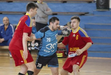 Minaur: A fost stabilit programul perioadei de pregatire al echipei de handbal masculin