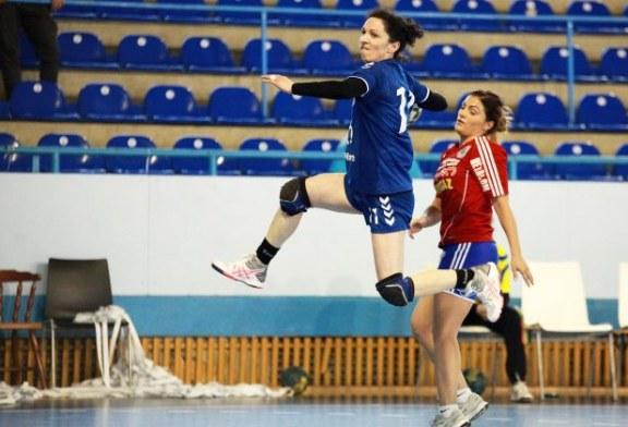 Handbal: Fetele de la MINAUR joaca, astazi, in deplasare la CSU de Vest Timisoara