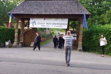 Zilele Maramuresului: Peste 1000 de persoane au trecut, vineri, pragul de la Muzeul Satului