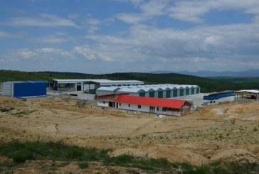 Depozitul ecologic din cadrul SMID prinde contur in Sarbi (FOTO)
