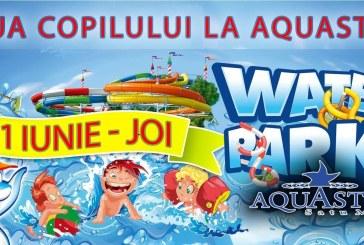Joi, 1 iunie – Sarbatoreste Ziua Copilului la Aquastar