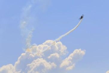 Show-ul aviatic de pe Aeroportul Maramures, in imagini (FOTO)