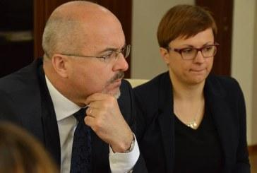 Ambasadorul Republicii Polone s-a intalnit cu oficialii din Maramures