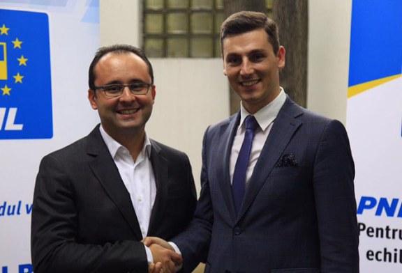 Ionel Bogdan il sustine pe Cristian Busoi la sefia PNL