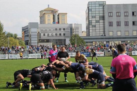 Rugby: CSM Stiinta Baia Mare, invingatoare in Cupa Regelui, in fata Timisoarei Saracens