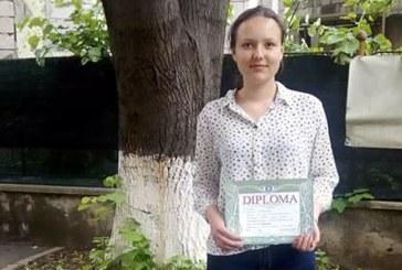 Olimpiada: Tanara din Baia Mare, printre cele mai bune eleve din tara la literatura