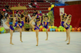 Gimnastica ritmica: Astazi incepe Campionatul National de la Brasov. CSS 2 Baia Mare participa cu 10 sportive