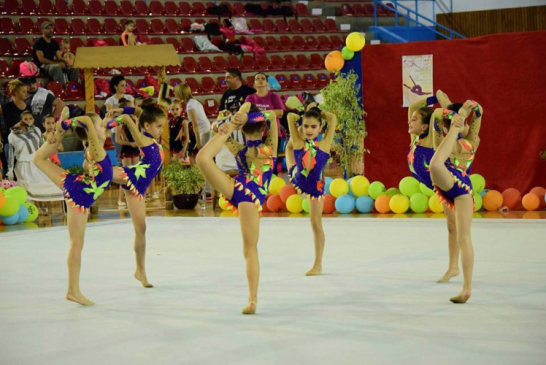 "Gimnastica ritmica: 11 cluburi vor evolua pe covor in concursul ""Cupa Prietenia"""