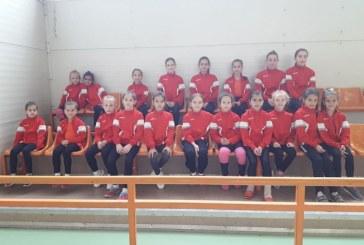 """Gimnastica Ritmica: Sportivele de la CSS 2 Baia Mare au urcat pe podiumul concursului """"Cupa Prietenia"""""""