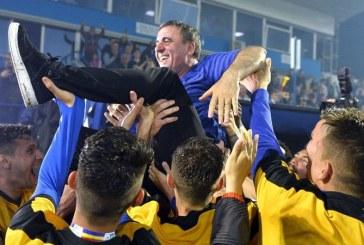 FC Viitorul, campioana a Romaniei la opt ani de la infiintare