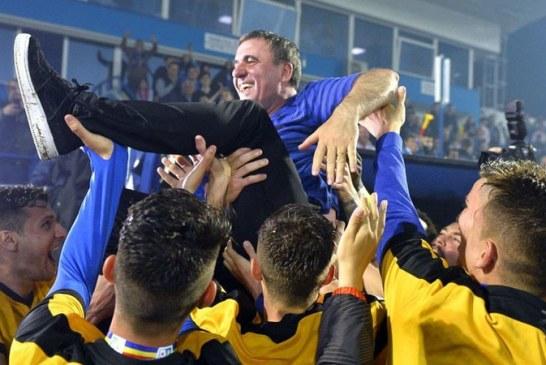 Fotbal: TAS a confirmat ca FC Viitorul este campioana Romaniei